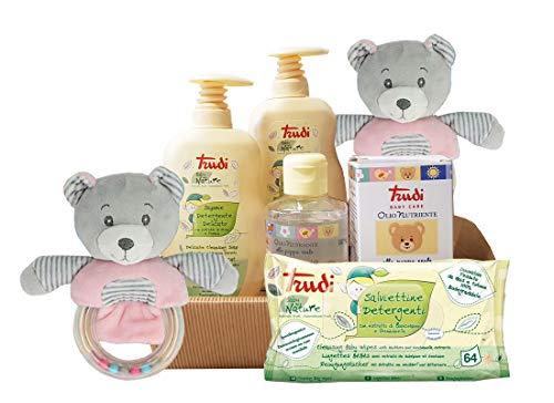 Idea Regalo Set Igiene Trudi Kit Fai da te KIT3287TRUDI (Rosa)