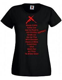 Bullshirt para mujer globo para despedidas de es y a los posterior de para todo tipo de esta T-Shirt soplido sobre la luz de la.