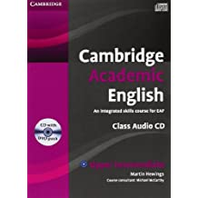 Cambridge Academic English B2 Upper-intermediate Class Audio CD and DVD Pack: An Integrated Skills Course for EAP