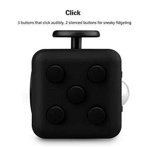 QQPOW Cubo de Rubik anti estrés