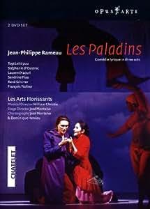 Jean-Phillipe Rameau - Les Paladins [2 DVDs]