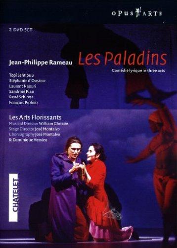 Bild von Jean-Phillipe Rameau - Les Paladins [2 DVDs]