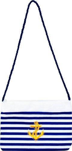 Boland 44360-Sac à Main Bleu Marine