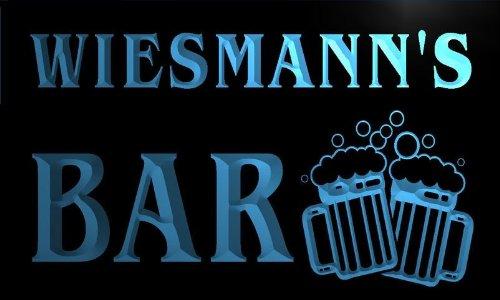 w075929-b-wiesmann-name-home-bar-pub-beer-mugs-cheers-neon-light-sign