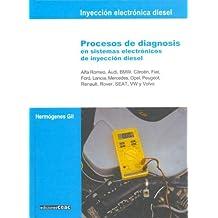 Procesos de Diagnosis En Sistemas Electronicos de Inyeccion Diesel