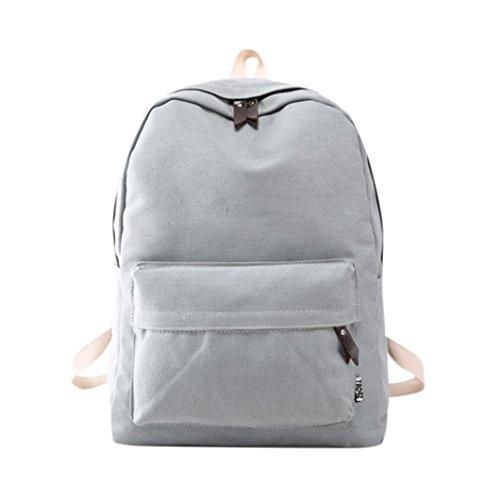 Imagen de  escolares juveniles niña switchali lona bolsas escolares moda pijo  escolares niño  mujer casual  bolsas deporte viaje  baratas gris