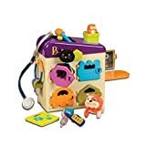 WDXIN Pet Veterinary Toy Set Interactive Pretend Role-playing Game Suitable For 1-6 Years