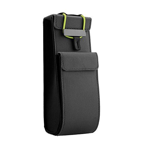 Hanbaili Tragen Sie weiche Reise-Fahrrad-Kasten-Abdeckungs-Tasche für Bose SoundLink Bluetooth Lautsprecher (Montiert Tragen)
