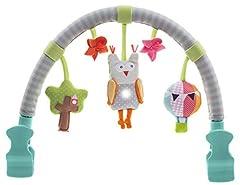 Idea Regalo - Taf Toys- Arco Musicale per Bambini, Colore colorato, 11875