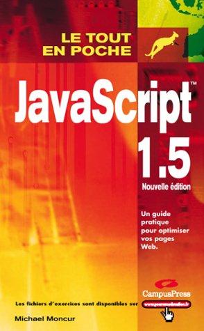 JavaScript, nouvelle édition par Michael Moncur
