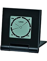 Despertadores Unisex LORUS CLOCKS DIGITAL LHL028K