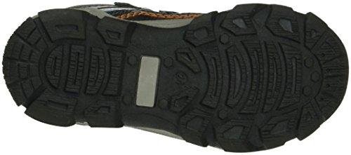 Captn Sharky 470692, Bottines à doublure froide garçon Noir - Noir