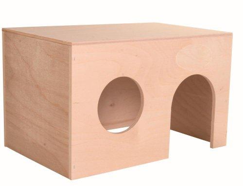60861 Meerschweinchenhaus 24 × 15 × 15 cm