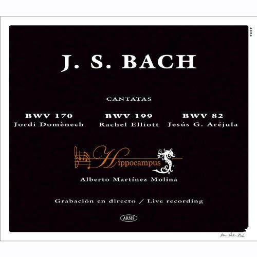 J. S. Bach: Cantatas BWV 170 - BWV 199 - BWV 82