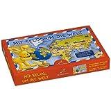 Die Spieleburg 8738 Felix, der Hase - Gesellschaftsspiel Mit Felix um die Welt