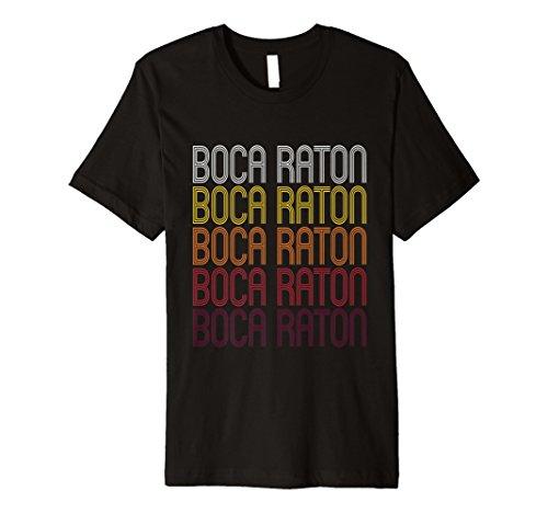 BOCA RATON, FL | Vintage Stil Florida T-Shirt