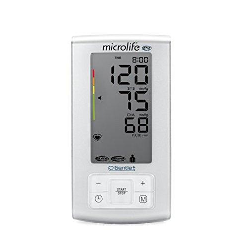 Microlife BP A6 BT Sfigmomanometro da braccio, con rilevatore del rischio di ictus cerebrale