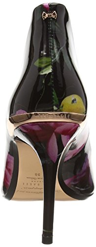 Ted Baker Damen Savei Pumps Multicolor (Citrus Bloom)