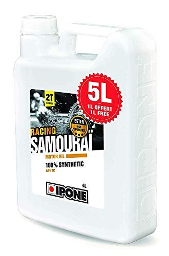 Bidone 5 litri OLIO IPONE SAMURAI 5L motocross trial scoot