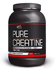 Pure Nutrition USA PURE CREATINE Powder Kreatin Pulver Micronized Creatine Monohydrate Unflavored 250g 500g 1kg (1kg)