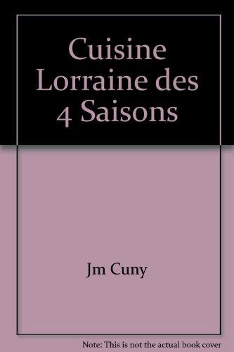 Cuisine Lorraine des 4 Saisons
