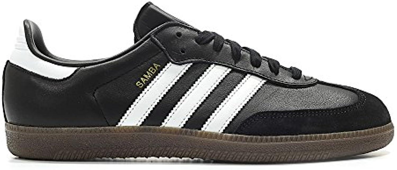 adidas adidas adidas hommes samba og noir chaussures Blanc gum 0708de