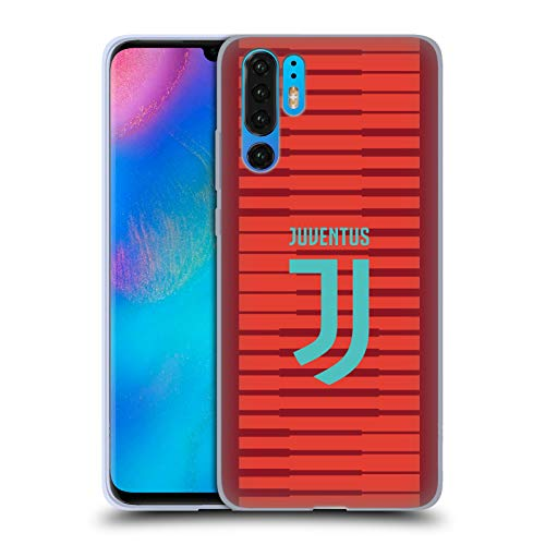 Head Case Designs Offizielle Juventus Football Club Torwart Away 2018/19 Race Kit Soft Gel Huelle kompatibel mit Huawei P30 Pro - Soft Case Kit