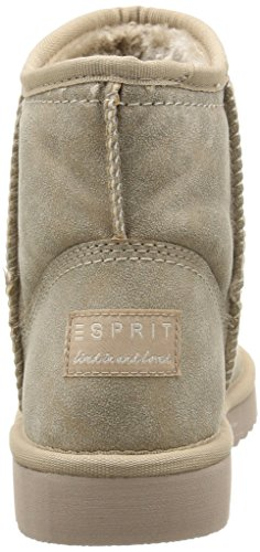 Esprit Uma Vintage 085ek1w014, Damen Stiefel Braun (260 Light Taupe)