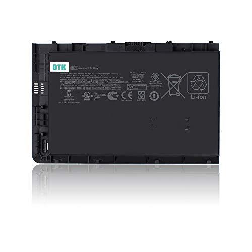 DTK Laptop Batterie Ersatz für HP EliteBook Folio 9470 9470m 687945-001 BT04 BT04XL BA06 BA06XL H4q47aa H4q48aa HSTNN-IB3Z HSTNN-I10C 687517-241 687517-171 HSTNN-DB3Z Li-ion Akku (14.8V 3500mAh)
