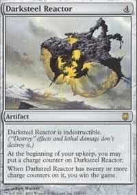 Magic&8239;: The Gathering – Darksteel Reactor – Darksteel – – – Foil par Magic&8239;: The Gathering | Outlet Online Shop  e3162e
