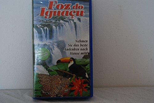 Preisvergleich Produktbild Foz do Iguacu ins Deutsche übersetzt Die Magie von Foz Brasilien Dokumention Naturspektakel und die berühmtesten Wasserfälle