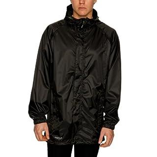 Regatta Packaway II Men's Leisurewear Jacket - Black, Medium