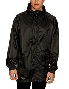 Regatta Packaway II Men's Leisurewear Jacket - Black, X-Small