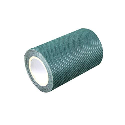 OUNONA Kunstrasen Tape Selbstklebend Naht Doppelseitiges Turf Tape (grün)