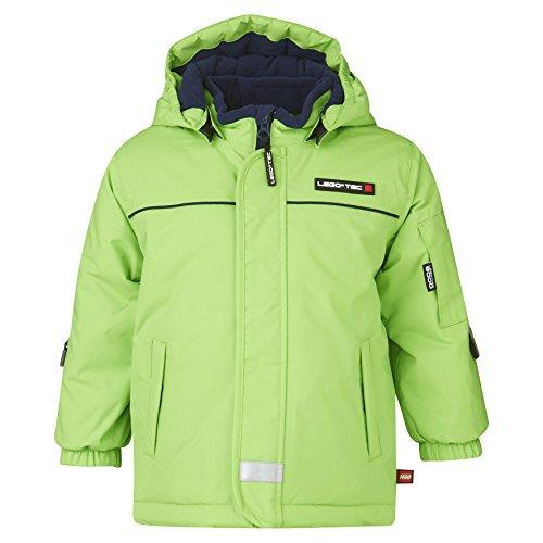 lego-wear-jungen-jacke-tec-duplo-jack-670-giacca-per-bambini-verde-bright-green-820-18-mesi-taglia-p
