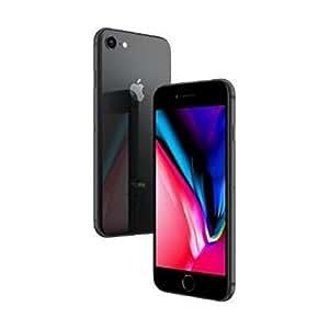 Apple iPhone 8 Smartphone Débloqué 4G (Ecran : 4,7 Pouces - 64 Go - Micro-SIM - iOS) Space Grey
