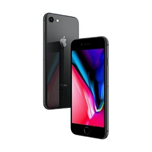 Apple iPhone 8 Single SIM 4G 64GB Grey - Smartphones (11.9 cm (4.7'), 64 GB, 12 MP, iOS,...