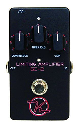 KEELEY GC2 LIMITING AMPLIFIER · PEDAL GUITARRA ELECTRICA
