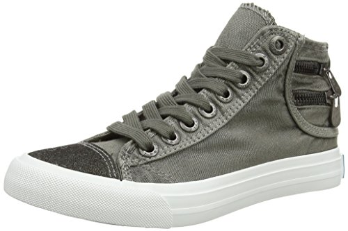 Blowfish Madrid Sneakers da Donna Grigio (Steel Grey)