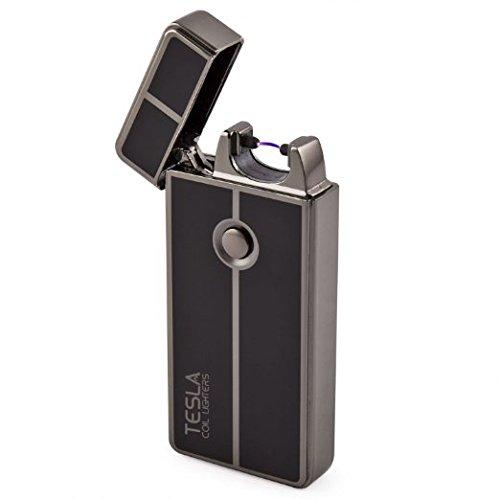 Tesla Coil LightersTM USB Rechargeable Windproof Arc Lighter by Tesla Coil Lighters