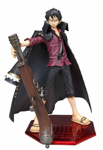 One Piece - 1/8 Luffy Strong Edition PVC Figure (japan import)