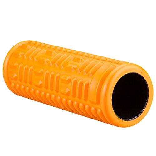 ultrasport-diy-rullo-per-massaggi-con-design-punto-di-pressione-a-3-zone-arancio-taglia-unica