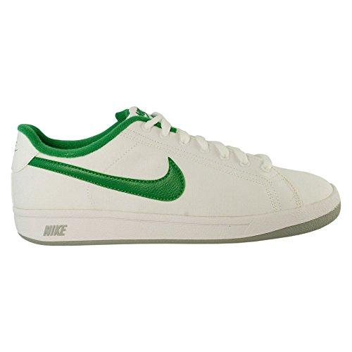 Nike 845403-004, espadrilles de basket-ball homme Blanc-Vert