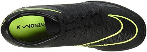 Nike Hypervenom Phelon Ii Tf, Chaussures de Football Homme Noir (Black/Black)