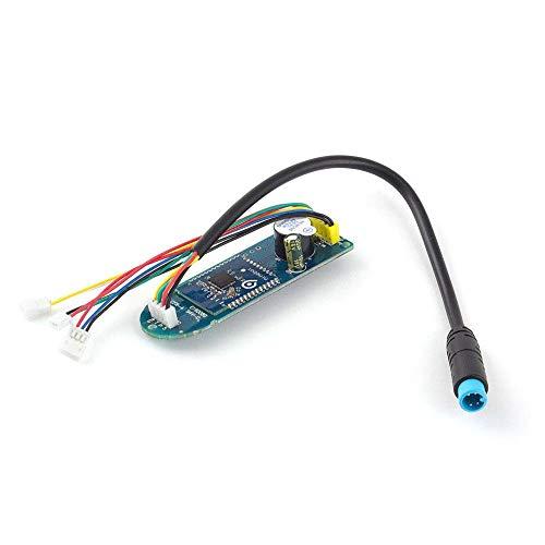 Ersatz Platine (Bluetooth Leiterplatte Schalttafel Elektroroller Platine Ersatz Für Xiaomi Elektroroller M365 Instrument Bord)