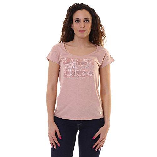 NAPAPIJRI T-Shirt Kurzarm N0YG0FNA1 SANDINO Rosa