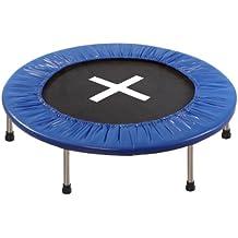 Ultrasport Trampolin Jumper 96 cm, als Minitrampolin für Kinder oder zur Fitness für Erwachsene, für Indoor und Outdoor, standsicher mit 6 Beinen, komplett mit Bedienungsanleitung