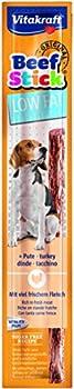 VITAKRAFT P/1 Beef Stick Friandise Faible en Gras pour Chien 12 g