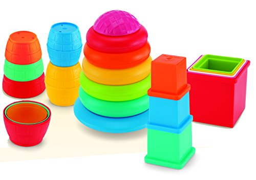 Giggles Stack n Nest Toy 2014, Multi Color