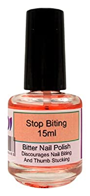 Strong Stop Biting Anti Bite Nail Bad Taste! Growing Your Own Nails Liquid 15ml